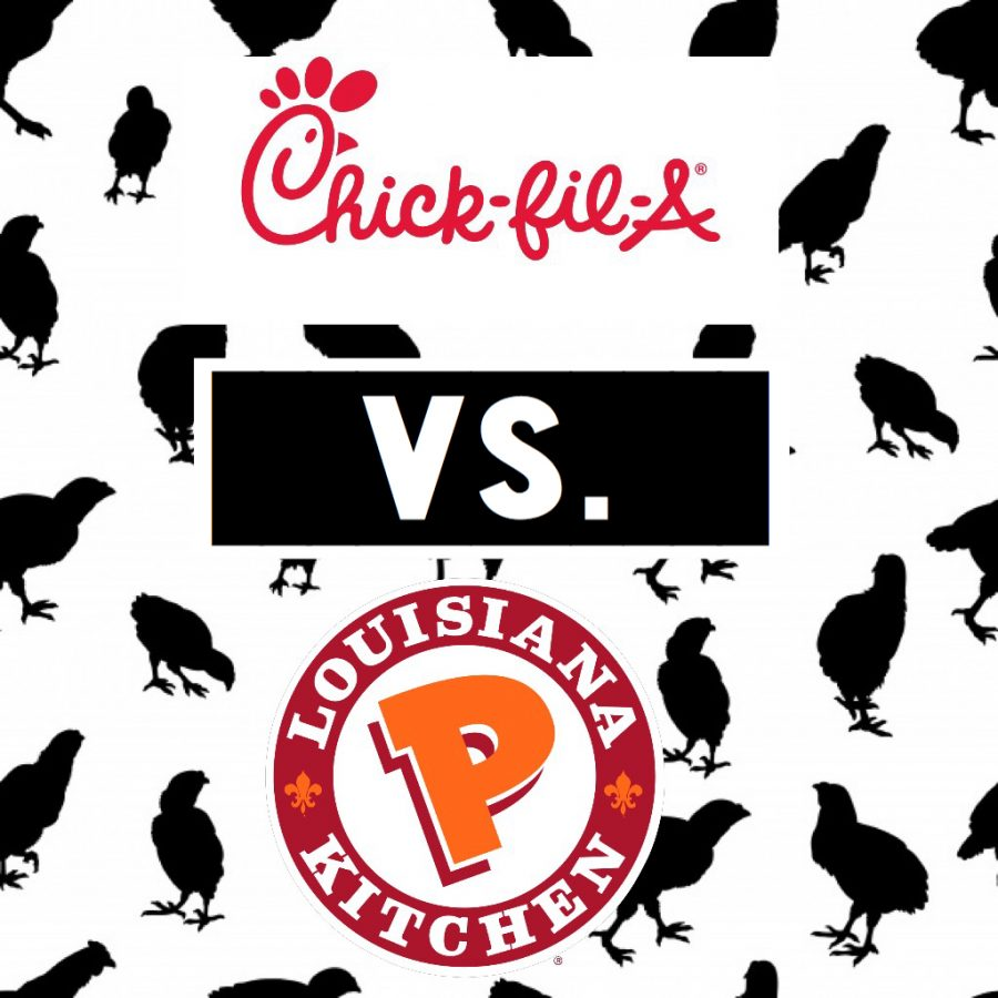 Popeyes and Chick-fil-A: Ruffling Feathers