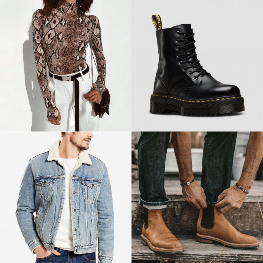 Top Fall Fashion 2019