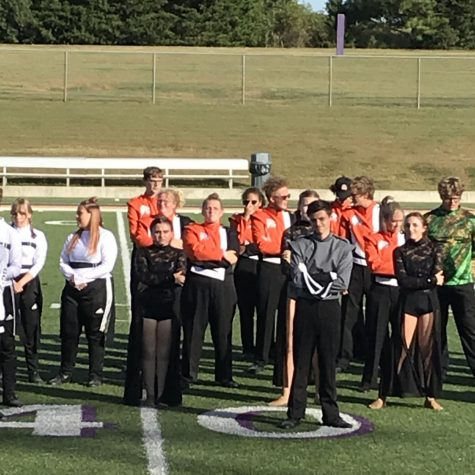 Bethel University Renaissance Marching Invational