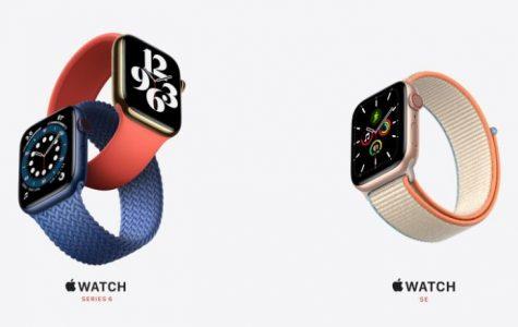 Apple Watch Series 6 & SE