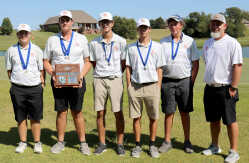 DC Golf takes 2nd in District, Advances to Regionals