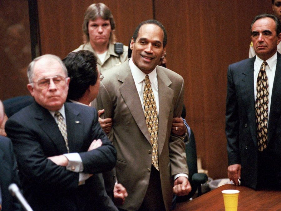 The+O.J.+Simpson+Murder+Trial+Conspiracy