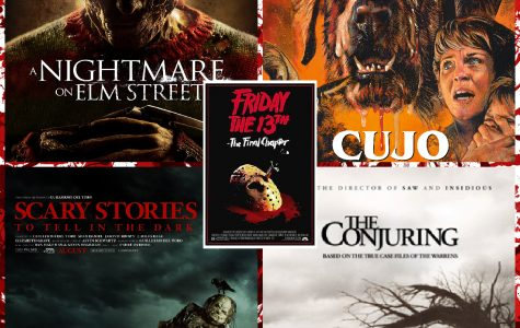 Top 5 Horror Movies