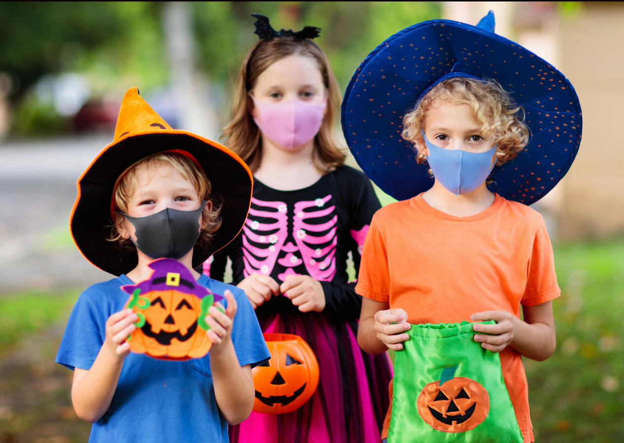 The Fate of Trick or Treating during a Pandemic