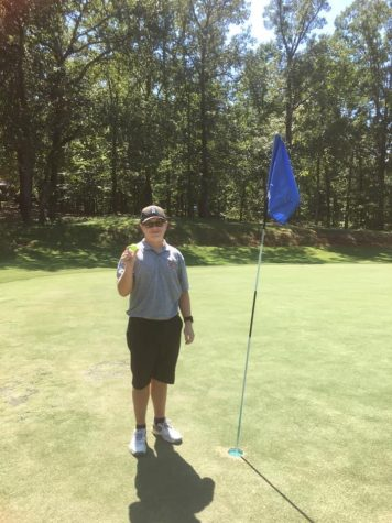 DC Golfer's Hole in One
