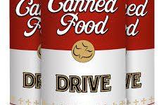 FCCLA Sponsored School Wide Can Food Drive