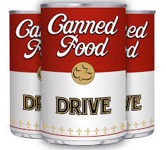 FCCLA Sponsored School Wide Can Food Drive