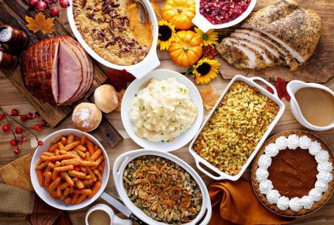 Essential Thanksgiving Foods