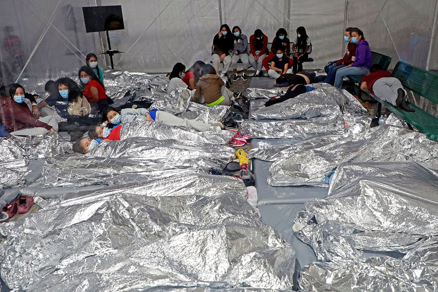 President+Biden+denies+media+access+at+the+border