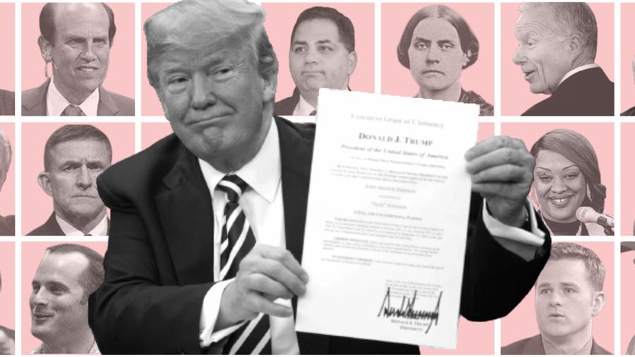 Trump's Pardons