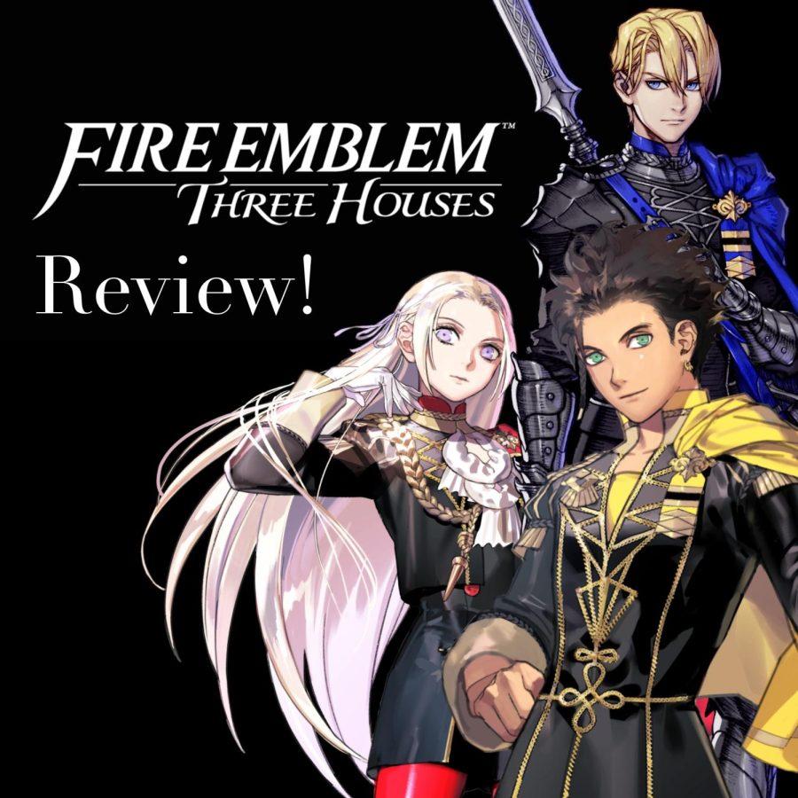 Fire Emblem Three Houses Review